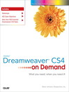 Adobe® Dreamweaver® CS4 on Demand (eBook)